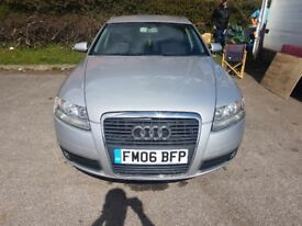 Audi A6 Silver, Engine recon, great runner, tidy car.