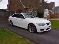 BMW 320D M-Sport Plus Edition Coupe - excellent condition