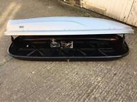 BMW Mini roof box