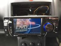 Cd DVD radio player
