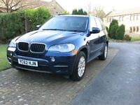 BMW X5 one owner full main dealer history immaculate condition