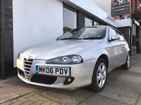 Alfa Romeo 147 2.0 T.Spark Lusso Selespeed 5dr UPGRADED BOSE SOUND SYSTEM