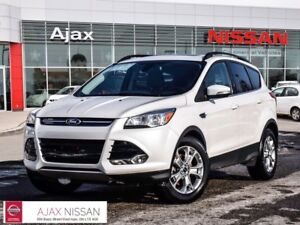 2013 Ford Escape SEL 4WD Leather*Navigation*Alloys