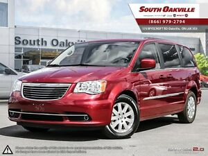 2015 Chrysler Town & Country Touring | DVD | NAVIGATION