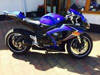 Suzuki GSX-R 600 K7 IOM TT Model (Limited Edition)