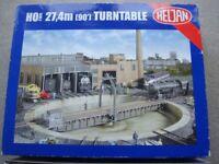 HELJAN 89011 ELECTRIC TURNTABLE