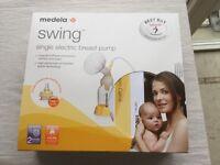 Medela Swing Electric Breast Pump - Unused