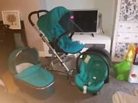 Mamas and papas urbo 2 pram pushchair