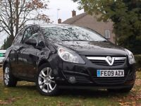 VAUXHALL CORSA 2009 1.4 SXi LOW MIEALGE 28000,ONLY WITH 12 MONTN MOT