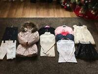 Beautiful Girls Bundle Clothes - Age 7-8yrs