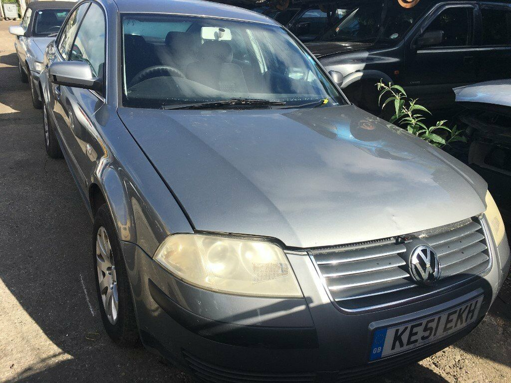 2001 VOLKSWAGEN PASSAT SE (MANUAL PETROL)- FOR PARTS ONLY