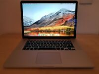 Apple MacBook Pro - 15-inch, mid 2015, Processor 2.2 GHz Intel Core i7