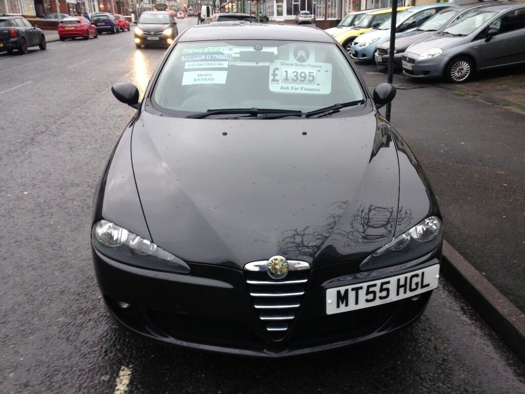 55 Alfa 16 Lusso 147 T Spark Hatch Back Manual 80000 Miles 1395
