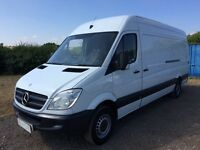 MERCEDES SPRINTER 313 CDI LWB DIESEL 2012 12-REG *NEW ENGINE FITTED* SERVICE HISTORY DRIVES PERFECT