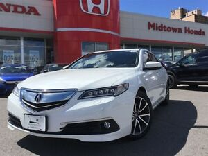 2015 Acura TLX Navigation / Dual Climate / Sunroof / Lane Depart