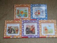 "Scholastic ""Winnie the Pooh"" Books"