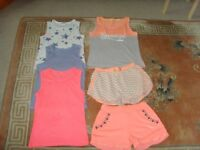 ASSORTED GIRLS CLOTHES,AGE 8-9 YEARS - 50P EACH