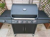 Brand new Cosmogrill 4+1 BBQ