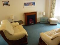 Big double room in quiet flat near ringroad