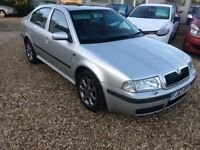 Skoda Octavia 1.9 TDI. 5 door. Laurin and Klement edition. 2004. Excellent condition.