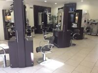 Rent a chair in Luxury Hair & Beauty Salon in Perth