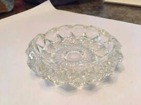 Glass Ash Tray