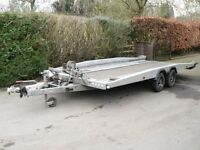 Brian James Hi-Max 3.5T Tilt bed, Car Transporter Trailer.