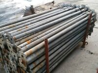 SIZE 3 ACROW PROPS heavy duty ACRO PROP JACK GALVANISED, LONDON or MANCHESTER