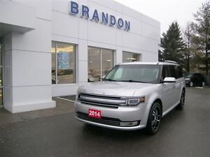 2014 Ford Flex Limited - AWD **Panoramic Roof**