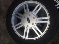 Ford alloys 14's