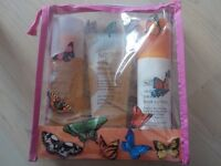 BRAND NEW - Sanctuary Spa gift Set - RRP £17 at Boots - Body Wash, Body Scrub & Body Lotion
