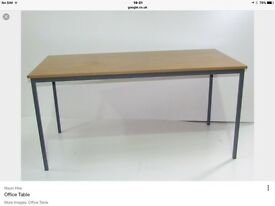 OFFICE TABLES/DESKS NEEDED USED ONES