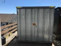 Shed now sold