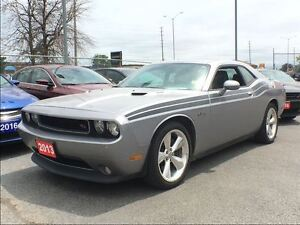 2013 Dodge Challenger R/T**5.7L**V8**HEMI**SUNROOF**LEATHER**BLU