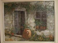 Original - Signed - Painting - Framed