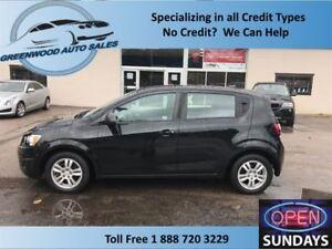 2012 Chevrolet Sonic Low price, easy on fuel!!!