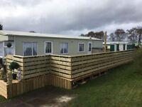 Fully refurbished static caravan for sale