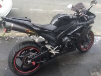 2007 Yamaha r1, will px for a (on road scrambler)