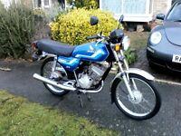 Classic Honda H100 1990 low miles