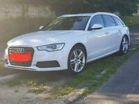 "4x 19"" audi a6 s line alloys 2014 as new"
