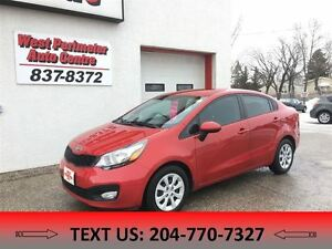2013 Kia Rio LX PLUS **LOW KMS**Reduced Price**