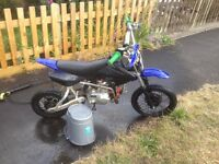 110 pitbike swap for mountain bike or cash ono