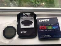 MINT CONDITION - Tiffen 77mm Variable Neutral Density Camera Lens Filter