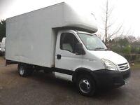 Iveco daily Luton box van