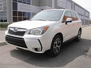 2014 Subaru Forester 2.0XT Limited Package w/Eyesight,NAVI