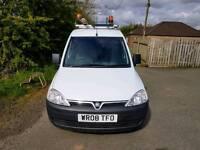 NO VAT. Vauxhall Combo 2000 CDTI, 1 Owner, 94,000 Miles, Full History,MOT 2/2/18,TEL-07478149949