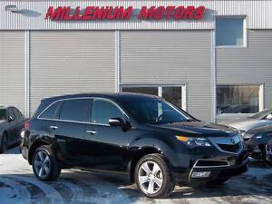 2013 Acura MDX SH-AWD / LEATHER / SUNROOF / 7-PASS / B.CAM