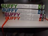 Buffy The Vampire Slayer - 4 Large Hardback Volumes