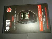 Bushnell neo + GPS rangefinder watch