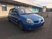 2004 Renault Clio Sport 182 - Full Years Mot - 88k (Civic Type R, Cup, 172, VXR, Corsa, 320d, Megane